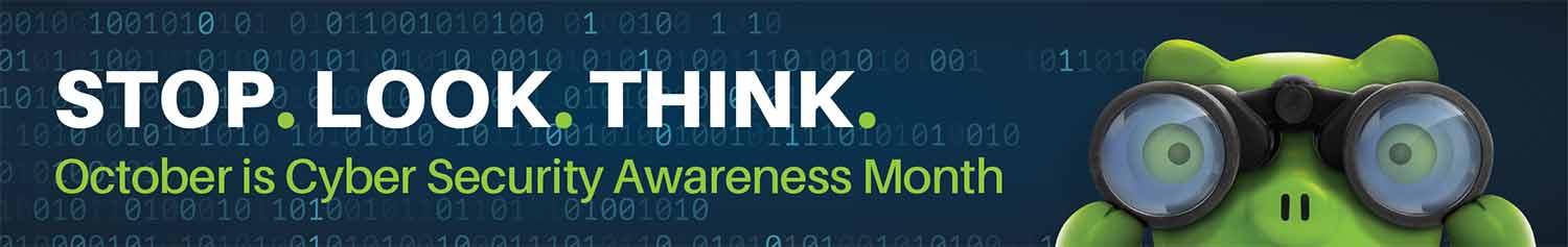 October is Cyber Security-Awareness-Month