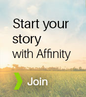 Start your story with Affinity