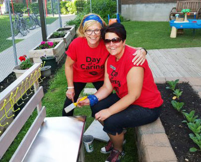 Day of Caring YWCA