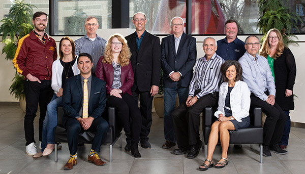 Affinity Board of Directors 2018