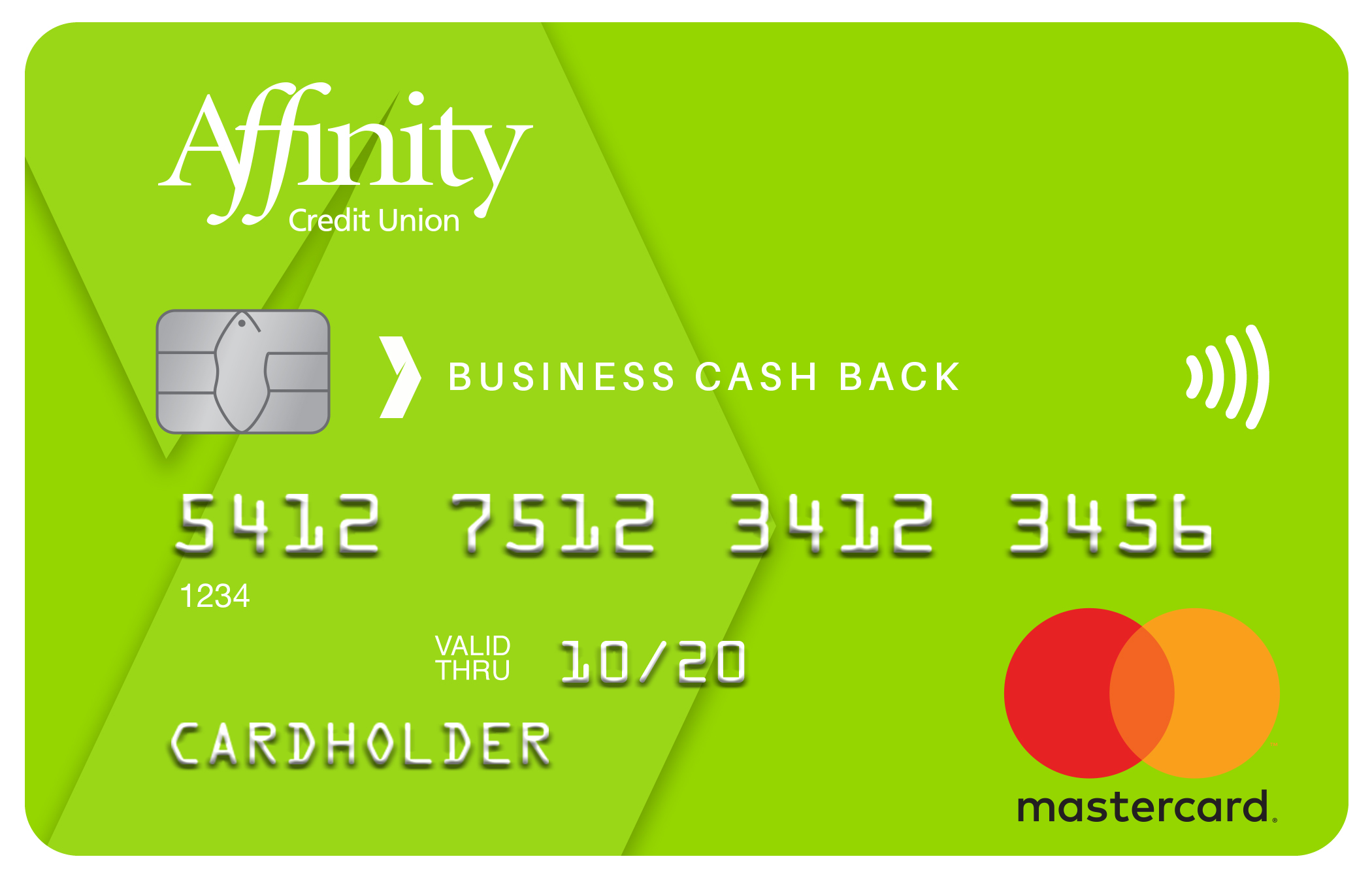 Cash Back Business MasterCard®