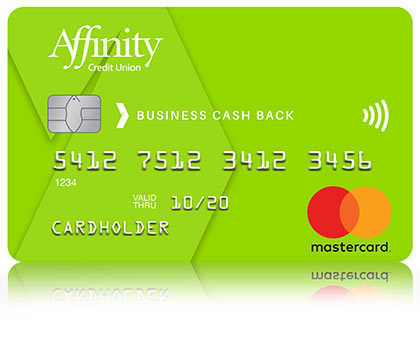 Cash Back Business Mastercard